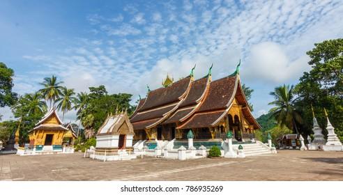 Laos 2017 Wat Xieng Thong temple