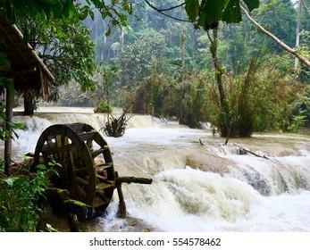 Laotian river