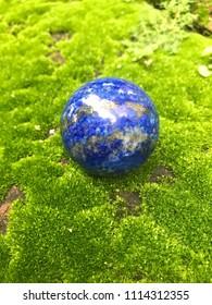 Lapis lazuli, Lapis, Stone.