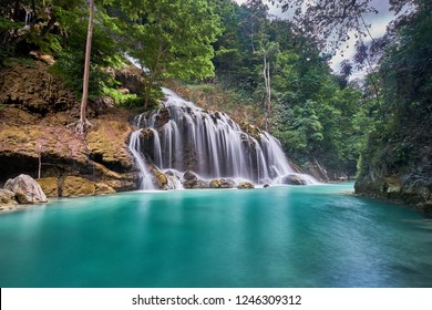 Lapopu Waterfall Sumba, Indonesia
