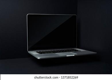 laptop floating on mockup three 260nw 1371852269