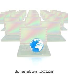 laptop network