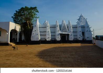 Larabanga Mosque, Ghana.