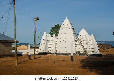 Larabanga Mosque, Northern Region, Ghana.