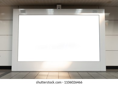 large billboard. black advertising led board empty space for text.