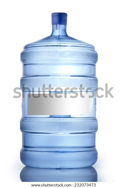water bottles in a gallon
