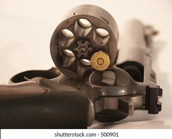 large caliber revolver