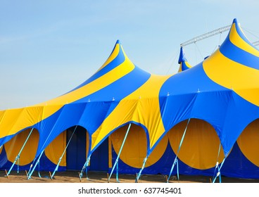 large circus tent for your design