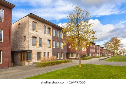 Large Contemporary Terraced Houses in Europe