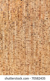 Large corkboard texture or background