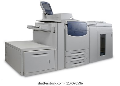 A large digital high volume printer