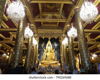 large golden buddha