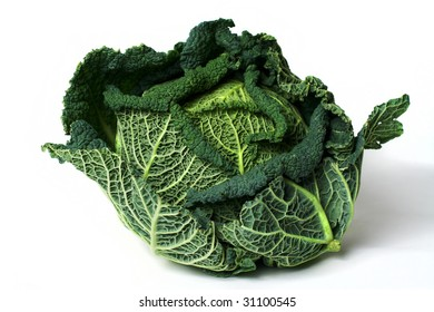 large green cabbage