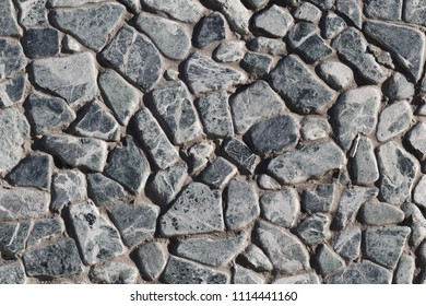 large grey stone wall texture