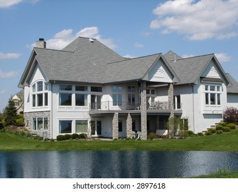 Large Home on Water