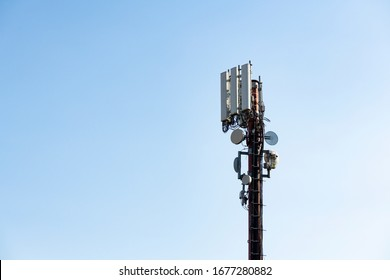 large industrial cell phone repeater