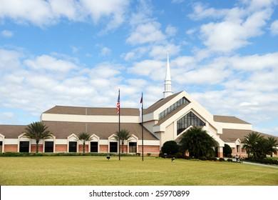 Modern Church Building Images Stock Photos Vectors Shutterstock