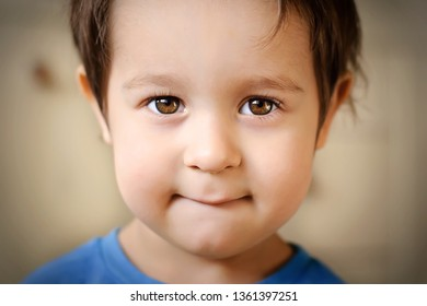 Boys Brown Eyes Images Stock Photos Vectors Shutterstock
