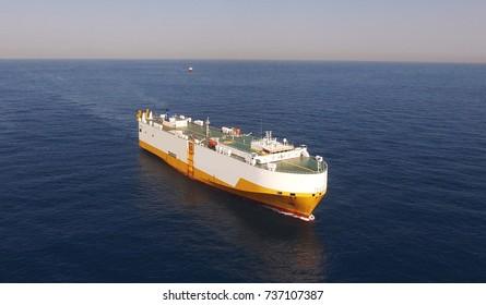 Roro Ship Images, Stock Photos & Vectors | Shutterstock