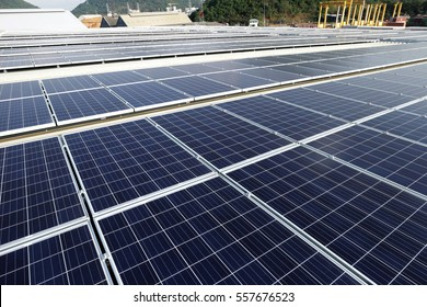 Large Scale Solar PV Rooftop