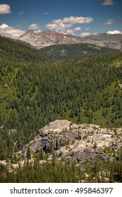 A large scenic of a Californian valley