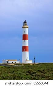 Large Scottish Lighthouse