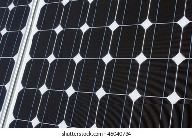a large solar pane for the home