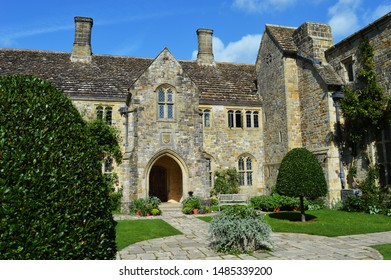 Large stone country house England