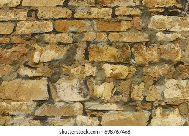 Large stones in Vintage Stone wall