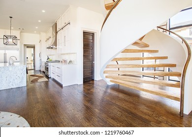 Large Wooden Designer Staircase