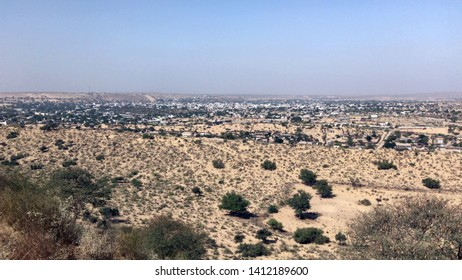 The largest city of Thar desert in Sindh Pakistan.