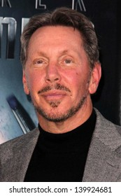 """Larry Ellison at the """"Star Trek Into Darkness"""" Los Angeles Premiere, Dolby Theater, Hollywood, CA 05-14-13"""