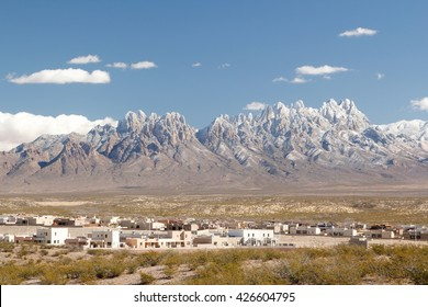 Las Cruces and the Organ Mountains