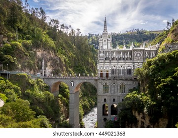 Las Lajas Sanctuary - Ipiales, Colombia