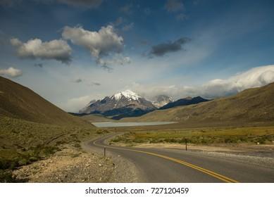 Las Tres Torres trail - Torres del Paine – Patagonia
