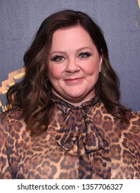 LAS VEGAS - APR 02:  Melissa McCarthy arrives for the CinemaCon 2019 - Warner Brothers Presentation on April 02, 2019 in Las Vegas, NV