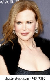LAS VEGAS - APR 03:  Nicole Kidman arriving for the 46th Academy of Country Music Awards at the MGM Grand Hotel Casino in Las Vegas, Nevada on April 3, 2011.