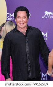 LAS VEGAS - APR 1:  Wayne Newton arrives at the 2012 Academy of Country Music Awards at MGM Grand Garden Arena on April 1, 2012 in Las Vegas, NV.