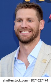 LAS VEGAS - APR 15:  Chase Rice at the Academy of Country Music Awards 2018 at MGM Grand Garden Arena on April 15, 2018 in Las Vegas, NV