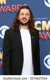 LAS VEGAS - APR 15:  Julian Bunetta at the Academy of Country Music Awards 2018 at MGM Grand Garden Arena on April 15, 2018 in Las Vegas, NV
