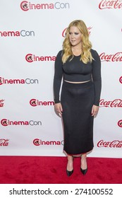 LAS VEGAS - APR 23 : Actress Amy Schumer, winner of CinemaCon's Breakthrough Performer of the Year award, attends the 2015 Big Screen Achievement Awards on April 23 , 2015 in Las Vegas, NV.