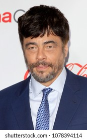 LAS VEGAS - APR 26:  Benicio Del Toro at the 2018 CinemaCon - Awards Gala at Caesars Palace on April 26, 2018 in Las Vegas, NV