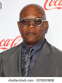 LAS VEGAS - APR 26:  Samuel L Jackson at the 2018 CinemaCon - Awards Gala at Caesars Palace on April 26, 2018 in Las Vegas, NV
