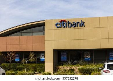 Las Vegas - Circa December 2016: Citibank Consumer Branch. Citibank is the consumer division of financial services multinational Citigroup III