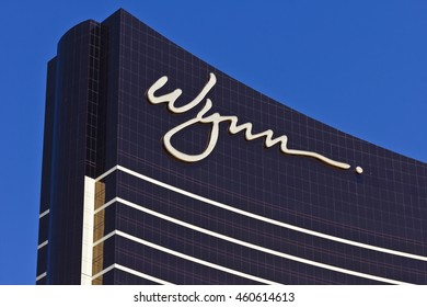Las Vegas - Circa July 2016: The Wynn Las Vegas on the Strip. This is the flagship property of Wynn Resorts Limited II