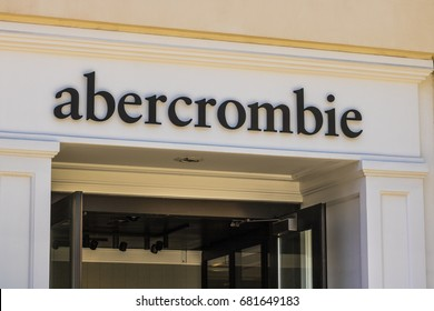 Las Vegas - Circa July 2017: Abercrombie & Fitch Clothing Store. Abercrombie & Fitch is a retailer that focuses on casual wear for young consumers