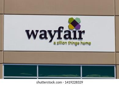 Las Vegas - Circa June 2019: Wayfair office. Wayfair is an e-commerce company that sells home goods online II