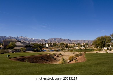 Las Vegas Desert Golf Course