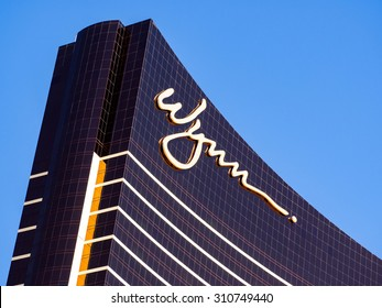LAS VEGAS JULY,2015 WYNN Casino and Hotel
