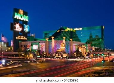 Mgm Grand Hotel Images Stock Photos Vectors Shutterstock